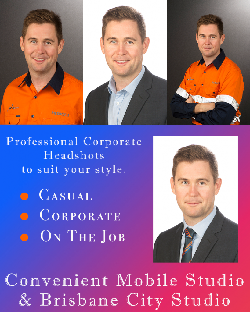 Brisbane professional headshots